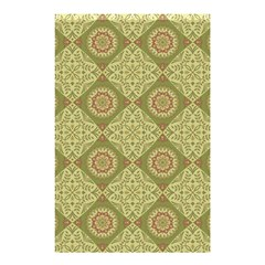Oriental Pattern Shower Curtain 48  X 72  (small)  by ValentinaDesign