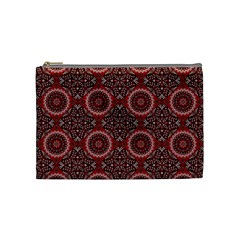 Oriental Pattern Cosmetic Bag (medium)  by ValentinaDesign