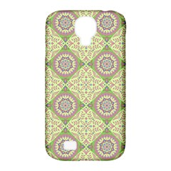 Oriental Pattern Samsung Galaxy S4 Classic Hardshell Case (pc+silicone) by ValentinaDesign