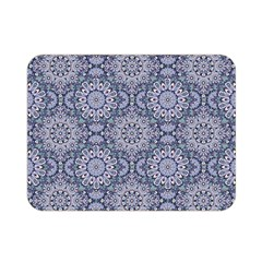 Oriental Pattern Double Sided Flano Blanket (mini)  by ValentinaDesign