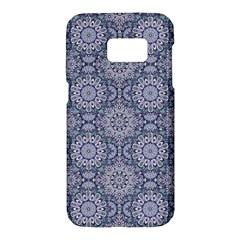 Oriental Pattern Samsung Galaxy S7 Hardshell Case  by ValentinaDesign