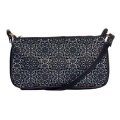 Oriental Pattern Shoulder Clutch Bags by ValentinaDesign