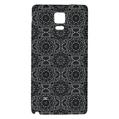 Oriental Pattern Galaxy Note 4 Back Case by ValentinaDesign