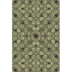 Stylized Modern Floral Design 5 5  X 8 5  Notebooks by dflcprints