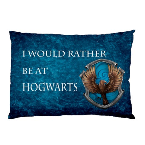 Ravenclaw Pillow Case By Filipe Santini   Pillow Case   Tpyhp7unmllg   Www Artscow Com 26.62 x18.9 Pillow Case