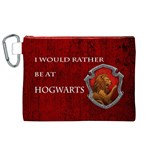 Gryffindor cosmetic bag - Canvas Cosmetic Bag (XL)
