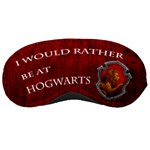 sleeping mask Gryffindor