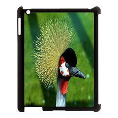 Bird Hairstyle Animals Sexy Beauty Apple Ipad 3/4 Case (black) by Mariart