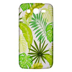 Amazon Forest Natural Green Yellow Leaf Samsung Galaxy Mega 5 8 I9152 Hardshell Case  by Mariart