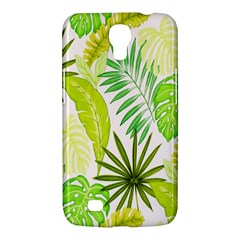 Amazon Forest Natural Green Yellow Leaf Samsung Galaxy Mega 6 3  I9200 Hardshell Case by Mariart