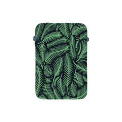 Coconut Leaves Summer Green Apple Ipad Mini Protective Soft Cases by Mariart