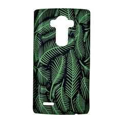 Coconut Leaves Summer Green Lg G4 Hardshell Case by Mariart
