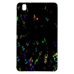 Colorful Music Notes Rainbow Samsung Galaxy Tab Pro 8 4 Hardshell Case by Mariart