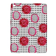 Fruit Patterns Bouffants Broken Hearts Dragon Polka Dots Red Black Ipad Air 2 Hardshell Cases by Mariart