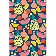 Fruit Pineapple Watermelon Orange Tomato Fruits 5 5  X 8 5  Notebooks by Mariart