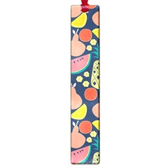 Fruit Pineapple Watermelon Orange Tomato Fruits Large Book Marks by Mariart