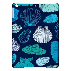 Mega Menu Seashells Ipad Air Hardshell Cases by Mariart