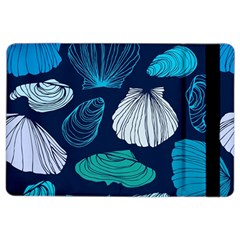 Mega Menu Seashells Ipad Air 2 Flip by Mariart