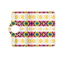 Rhombus And Stripes                      Samsung Galaxy Note 3 Soft Edge Hardshell Case by LalyLauraFLM