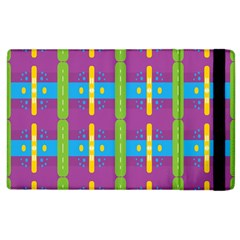 Stripes And Dots                     Kindle Fire (1st Gen) Flip Case by LalyLauraFLM