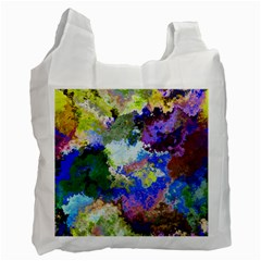 Color Mix Canvas                           Recycle Bag by LalyLauraFLM