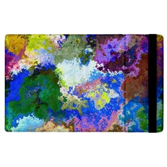 Color Mix Canvas                     Kindle Fire (1st Gen) Flip Case by LalyLauraFLM
