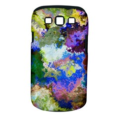 Color Mix Canvas                     Samsung Galaxy S Ii I9100 Hardshell Case (pc+silicone) by LalyLauraFLM