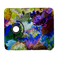Color Mix Canvas                     Samsung Galaxy Note Ii Flip 360 Case by LalyLauraFLM