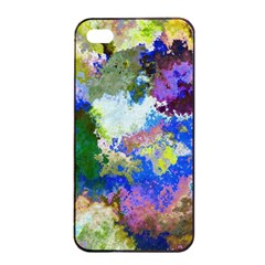 Color Mix Canvas                     Apple Iphone 4/4s Seamless Case (black) by LalyLauraFLM