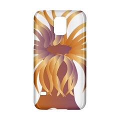 Sea Anemone Samsung Galaxy S5 Hardshell Case  by Mariart