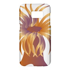 Sea Anemone Samsung Galaxy S7 Hardshell Case  by Mariart