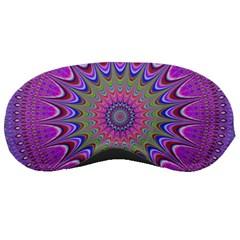 Art Mandala Design Ornament Flower Sleeping Masks by BangZart