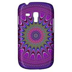 Art Mandala Design Ornament Flower Galaxy S3 Mini by BangZart