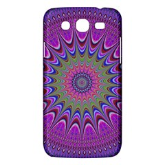 Art Mandala Design Ornament Flower Samsung Galaxy Mega 5 8 I9152 Hardshell Case  by BangZart