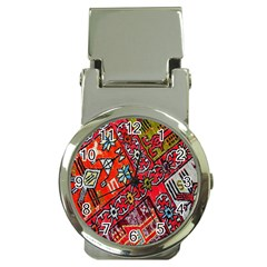 Carpet Orient Pattern Money Clip Watches by BangZart