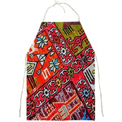 Carpet Orient Pattern Full Print Aprons by BangZart