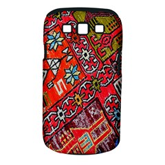 Carpet Orient Pattern Samsung Galaxy S Iii Classic Hardshell Case (pc+silicone) by BangZart