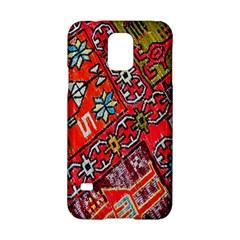 Carpet Orient Pattern Samsung Galaxy S5 Hardshell Case  by BangZart