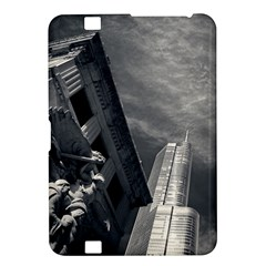 Chicago Skyline Tall Buildings Kindle Fire Hd 8 9  by BangZart