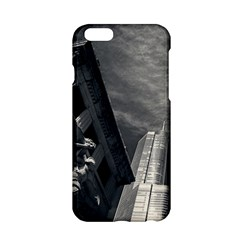 Chicago Skyline Tall Buildings Apple Iphone 6/6s Hardshell Case by BangZart