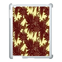 Floral Pattern Background Apple Ipad 3/4 Case (white) by BangZart