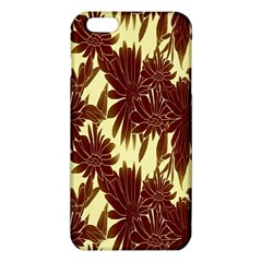 Floral Pattern Background Iphone 6 Plus/6s Plus Tpu Case by BangZart