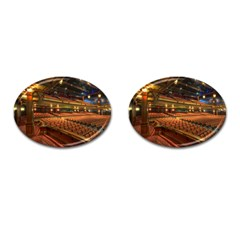 Florida State University Cufflinks (oval) by BangZart