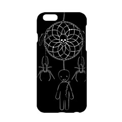 Voodoo Dream Catcher  Apple Iphone 6/6s Hardshell Case by Valentinaart