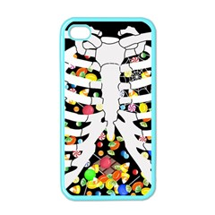 Trick Or Treat  Apple Iphone 4 Case (color) by Valentinaart