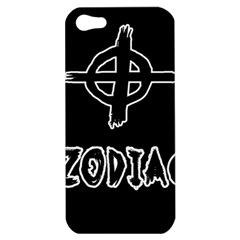 Zodiac Killer  Apple Iphone 5 Hardshell Case by Valentinaart