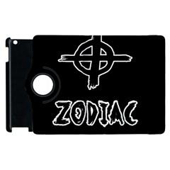 Zodiac Killer  Apple Ipad 2 Flip 360 Case by Valentinaart