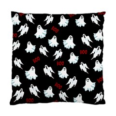 Ghost Pattern Standard Cushion Case (one Side) by Valentinaart