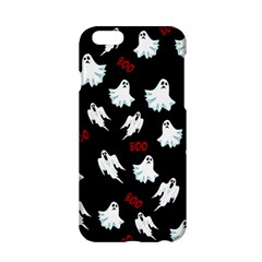 Ghost Pattern Apple Iphone 6/6s Hardshell Case by Valentinaart