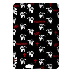Death Pattern   Halloween Kindle Fire Hdx Hardshell Case by Valentinaart
